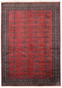 Pakistan Bokhara 2Ply Rug 207X291 Authentic  Oriental Handknotted Dark Red/Dark Brown (Wool, Pakistan)