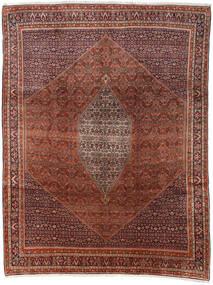 Bidjar Rug 285X374 Authentic Oriental Handknotted Dark Brown/Dark Red Large (Wool, Persia/Iran)