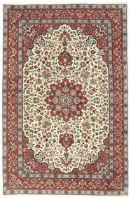 Kashmar Rug 203X303 Authentic  Oriental Handknotted Beige/Dark Grey (Wool, Persia/Iran)