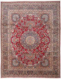 Kerman Rug 303X391 Authentic  Oriental Handknotted Dark Grey/Dark Red Large (Wool, Persia/Iran)