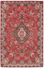 Moud Rug 208X317 Authentic  Oriental Handknotted (Wool/Silk, Persia/Iran)