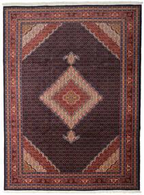Ardebil Rug 277X376 Authentic  Oriental Handknotted Dark Red/Dark Brown Large (Wool, Persia/Iran)