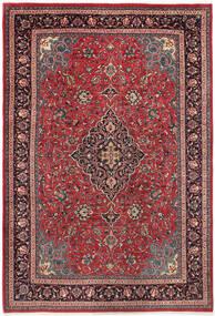Arak Rug 225X327 Authentic  Oriental Handknotted Dark Brown/Crimson Red (Wool, Persia/Iran)