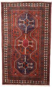 Hamadan Rug 120X205 Authentic  Oriental Handknotted Dark Red/Black (Wool, Persia/Iran)