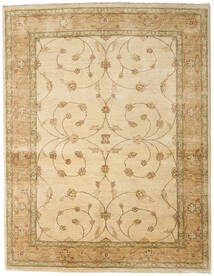 Ziegler Rug 170X218 Authentic  Oriental Handknotted Light Brown/Beige/Dark Beige (Wool, Pakistan)