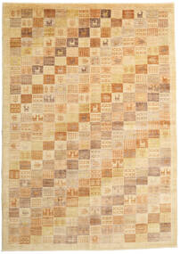 Ziegler Modern Rug 168X237 Authentic  Modern Handknotted Dark Beige/Beige (Wool, Pakistan)