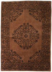 Ziegler Modern Rug 172X241 Authentic  Modern Handknotted Dark Brown/Brown (Wool, Pakistan)
