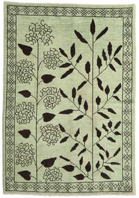 Ziegler Modern Rug 165X240 Authentic  Modern Handknotted Light Green/Dark Green/Pastel Green (Wool, Pakistan)