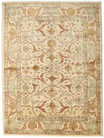 Ziegler Rug 170X223 Authentic  Oriental Handknotted Beige/Dark Beige (Wool, Pakistan)