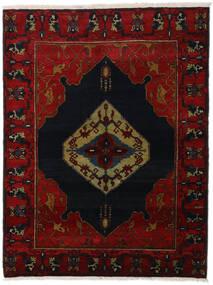Ziegler Modern Rug 177X232 Authentic  Modern Handknotted Dark Brown/Crimson Red (Wool, Pakistan)