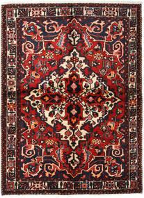 Bakhtiari Rug 155X213 Authentic  Oriental Handknotted Dark Brown/Dark Red (Wool, Persia/Iran)