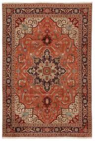 Tabriz 50 Raj Rug 203X304 Authentic Oriental Handknotted (Wool/Silk, Persia/Iran)