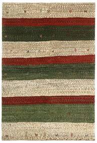 Gabbeh Persia Rug 120X180 Authentic  Modern Handknotted Dark Brown/Beige (Wool, Persia/Iran)