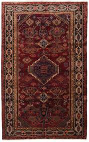 Lori Rug 161X262 Authentic Oriental Handknotted Dark Red/Dark Brown (Wool, Persia/Iran)