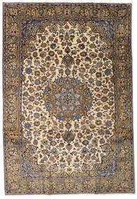 Najafabad Rug 236X344 Authentic  Oriental Handknotted Brown/Dark Brown (Wool, Persia/Iran)