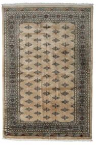 Pakistan Bokhara 3Ply Rug 168X248 Authentic  Oriental Handknotted Light Grey/Dark Grey/Light Brown (Wool, Pakistan)