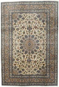 Kashmar Rug 197X292 Authentic  Oriental Handknotted Dark Grey/Light Grey (Wool, Persia/Iran)