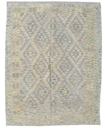 Kilim Afghan Old Style Rug 159X200 Authentic  Oriental Handwoven Light Grey (Wool, Afghanistan)