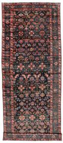 Sautchbulag 1920-1940 Rug 230X620 Authentic Oriental Handknotted Hallway Runner Black/Dark Red (Wool, Persia/Iran)