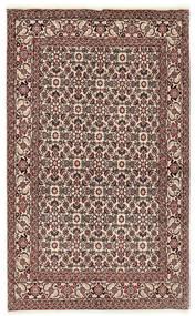 Bidjar Rug 112X177 Authentic Oriental Handknotted Dark Brown/Light Grey (Wool, Persia/Iran)