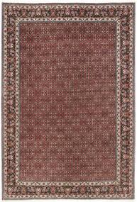 Bidjar Rug 206X298 Authentic Oriental Handknotted Dark Red/Dark Brown (Wool, Persia/Iran)