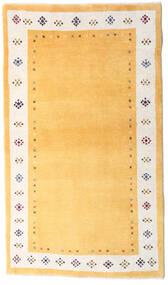 Loribaft Persia Rug 83X145 Authentic  Modern Handknotted Beige/Light Brown/Dark Beige (Wool, Persia/Iran)