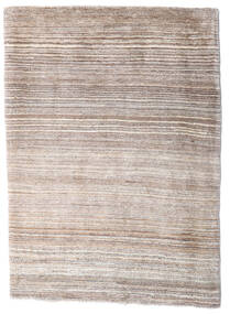Loribaft Persia Rug 80X120 Authentic  Modern Handknotted Light Grey/White/Creme (Wool, Persia/Iran)