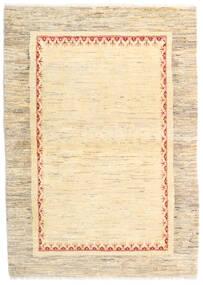 Loribaft Persia Rug 100X145 Authentic  Modern Handknotted Beige/Dark Beige (Wool, Persia/Iran)
