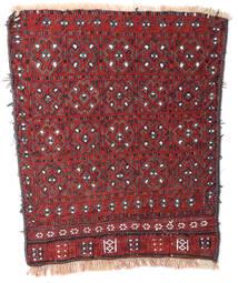 Afshar/Sirjan Rug 60X75 Authentic  Oriental Handknotted Crimson Red/Dark Red/Dark Grey (Wool, Persia/Iran)