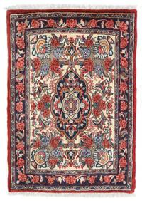 Sarouk Rug 57X81 Authentic  Oriental Handknotted Dark Red/Dark Grey (Wool, Persia/Iran)