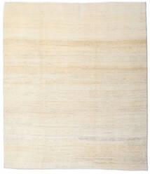 Loribaft Persia Rug 200X227 Authentic  Modern Handknotted Beige/Light Grey (Wool, Persia/Iran)