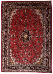 Hamadan Shahrbaf Rug 203X290 Authentic  Oriental Handknotted Dark Red/Dark Brown (Wool, Persia/Iran)