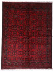 Afghan Khal Mohammadi Rug 172X225 Authentic  Oriental Handknotted Dark Red/Dark Brown (Wool, Afghanistan)
