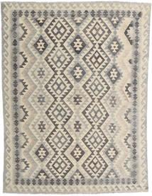Kilim Afghan Old Style Rug 157X209 Authentic  Oriental Handwoven Light Grey/Dark Grey (Wool, Afghanistan)