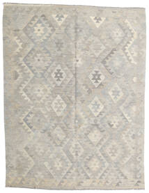 Kilim Afghan Old Style Rug 158X206 Authentic  Oriental Handwoven Light Grey/Dark Beige (Wool, Afghanistan)