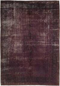 Vintage Heritage Rug 290X423 Authentic  Modern Handknotted Black/Dark Brown Large (Wool, Persia/Iran)