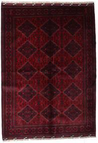 Kunduz Rug 171X237 Authentic  Oriental Handknotted Dark Red (Wool, Afghanistan)