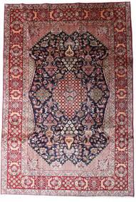 Najafabad Rug 234X344 Authentic  Oriental Handknotted Dark Red/Light Purple (Wool, Persia/Iran)