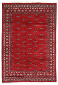 Pakistan Bokhara 2Ply Rug 174X254 Authentic  Oriental Handknotted Crimson Red/Dark Red (Wool, Pakistan)