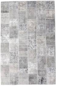 Patchwork - Persien/Iran Rug 196X301 Authentic  Modern Handknotted Light Grey/White/Creme (Wool, Persia/Iran)