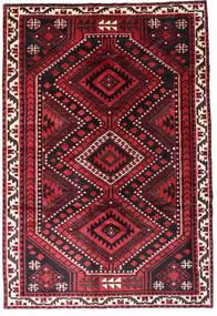 Lori Rug 171X249 Authentic Oriental Handknotted Dark Red/Dark Brown (Wool, Persia/Iran)