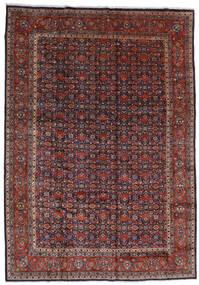 Mahal Rug 267X378 Authentic  Oriental Handknotted Dark Red/Dark Brown Large (Wool, Persia/Iran)