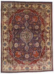 Kashmar Rug 294X396 Authentic  Oriental Handknotted Dark Red/Dark Brown/Light Brown Large (Wool, Persia/Iran)