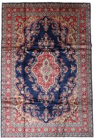 Hamadan Shahrbaf Rug 211X308 Authentic  Oriental Handknotted Light Purple/Black (Wool, Persia/Iran)