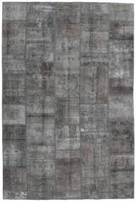 Patchwork - Persien/Iran Rug 200X300 Authentic  Modern Handknotted Dark Grey/Light Grey (Wool, Persia/Iran)
