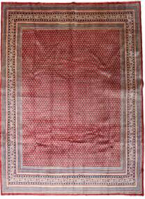 Sarouk Mir Rug 267X362 Authentic  Oriental Handknotted Dark Red/Dark Brown Large (Wool, Persia/Iran)