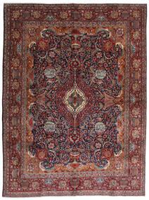 Kashmar Rug 288X387 Authentic  Oriental Handknotted Dark Red/Dark Brown Large (Wool, Persia/Iran)