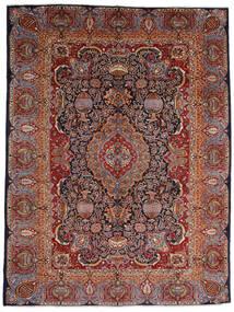 Kashmar Rug 289X386 Authentic  Oriental Handknotted Dark Red/Dark Brown Large (Wool, Persia/Iran)