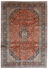 Najafabad Rug 250X356 Authentic  Oriental Handknotted Dark Grey/Dark Red Large (Wool, Persia/Iran)