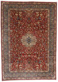 Sarouk Rug 282X392 Authentic  Oriental Handknotted Dark Brown/Light Brown/Dark Red Large (Wool, Persia/Iran)